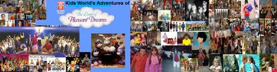 Kids World's Adventures of The Land of Pleasant Dreams