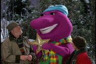 Kids World's Adventures of Barney's Christmas Star (crossover)