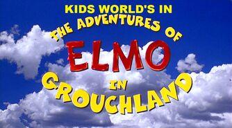 Kids World's Adventures of Elmo in Grouchland