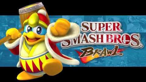 Frozen Hillside - Super Smash Bros
