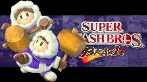 Ice Climber - Super Smash Bros. Brawl