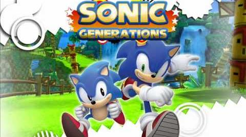 Sonic Generations Music Planet Wisp (Classic)