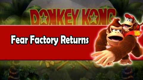 Donkey Kong Country Returns - Fear Factory Returns (Extended)