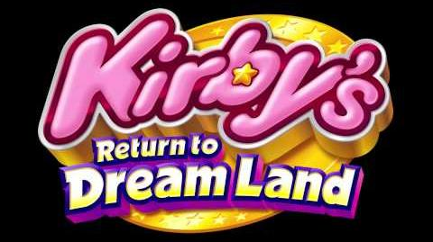 Kirby's Return to Dream Land - Landia