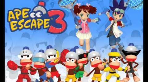 Ape Escape 3 OST - Western Village (Part 1)