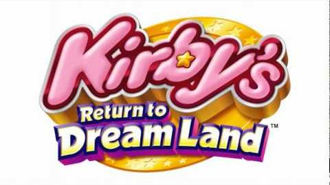 Kirby's Return to Dreamland Music - World 8 Another Dimension Extended