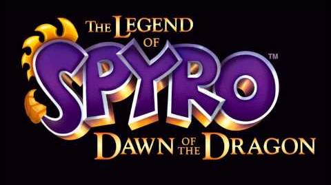 16 - Dragon City - The Legend Of Spyro Dawn Of The Dragon OST