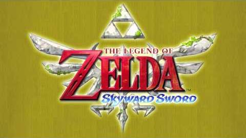 Levias Battle - The Legend of Zelda Skyward Sword