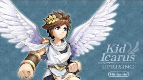 Kid Icarus Uprising Music - Ruins of the Temple (Chapter 6)