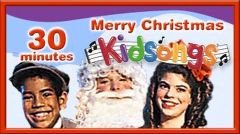 """""""We Wish You a Merry Christmas"""" by Kidsongs Top Kids Christmas Songs"""
