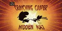 Crouching Cooper Hidden Kat (Image Shop)
