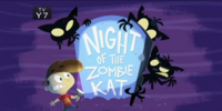 Night Of The Zombie Kat (Image Shop)