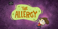 The Allergy (Image Shop)