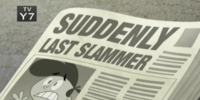 Suddenly Last Slammer (Image Shop)