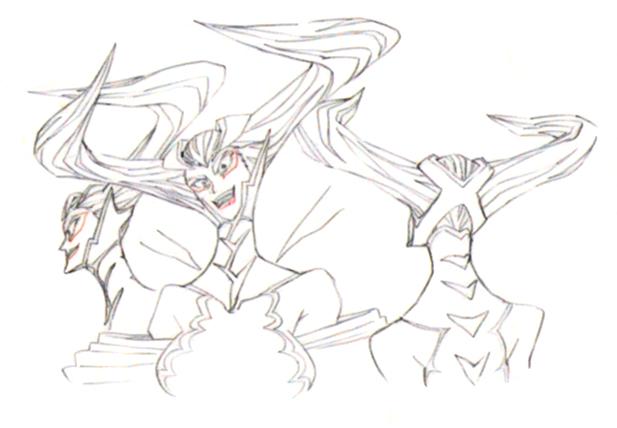 File:Ragyō Kiryūin face (Shinra-Kōketsu Second Form Sketch).png