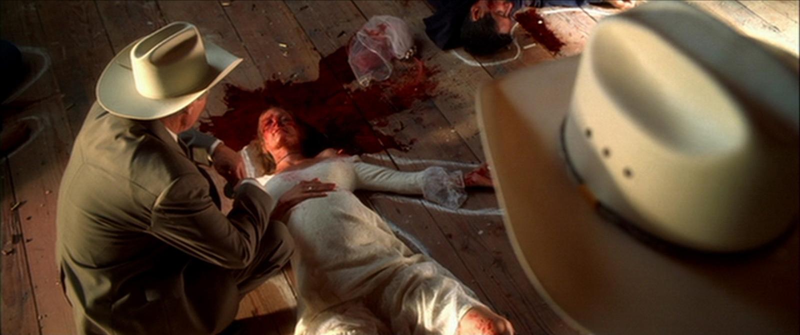 Chapter 2: The blood-splattered BRIDE