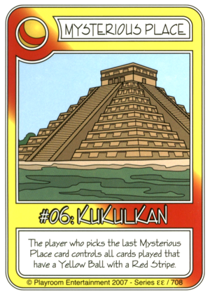 708 Mysterious Place - Kukulkan-thumbnail