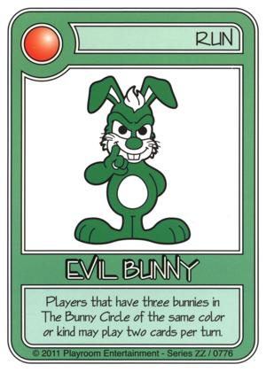 0776 Green Spiffy Bunny-thumbnail