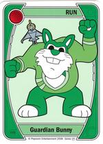 008 Green Guardian Bunny-thumbnail