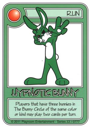 0777 Green Hypnotic Bunny-thumbnail