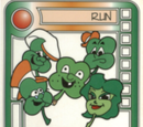 Quindruple Lucky Clover
