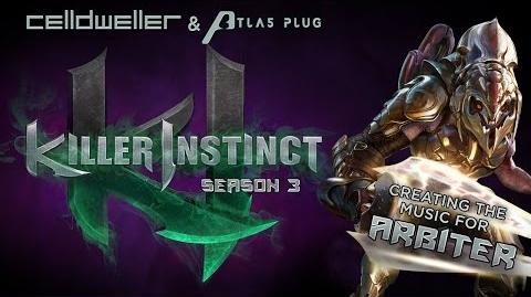 "Killer Instinct Season 3 - Creating The Music For ""Arbiter"""