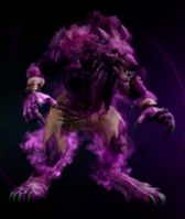 Sabrewulf Shadow Skin