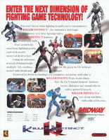 Killer Instinct Flyer 2