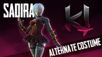 KI Xbox One Sadira Alternate Costume