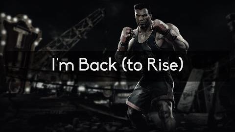 Mick Gordon (feat. Omega Sparx) - I'm Back (to Rise)-0