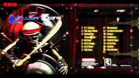 Killer Cuts Feeling - Orchid Theme HD