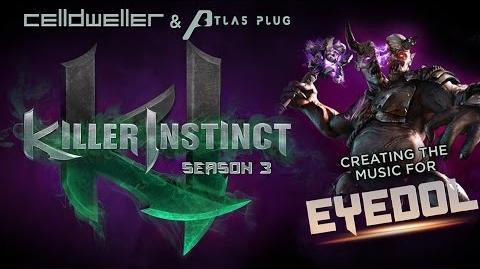 """Killer Instinct Season 3 - Creating The Music for """"Eyedol"""""""