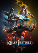 Killer Instinct Post Season 3 Poster