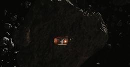 Asteroid Spaceship S2E6