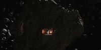 Asteroid Ship