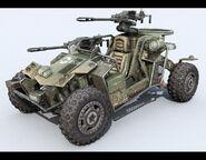 Killzone 2 E3 2005 ISA Buggy