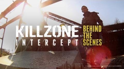 KILLZONE INTERCEPT - Behind The Scenes