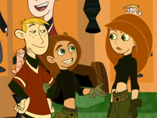 kim possible henti