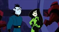 STD - Shego and Drakken in Lair