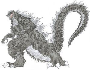 Godzilla (KP Version)