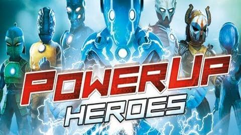 Power up heroes