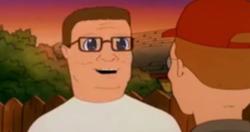 Anime Hank Hill