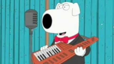 Family Guy Brian Griffin- Never Gonna Give You Up