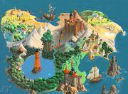 Gamelon map