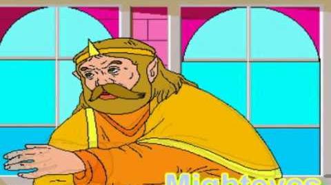 Ask the fu-king king
