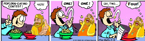 Garkinian Comic