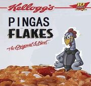 Pingas Flakes