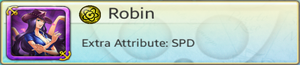Bond Partner - Robin