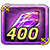 Crystal purple 400