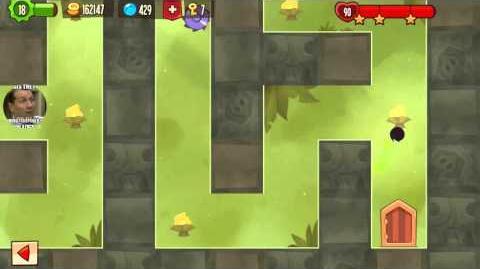 King of thieves - The new Maze mode run through